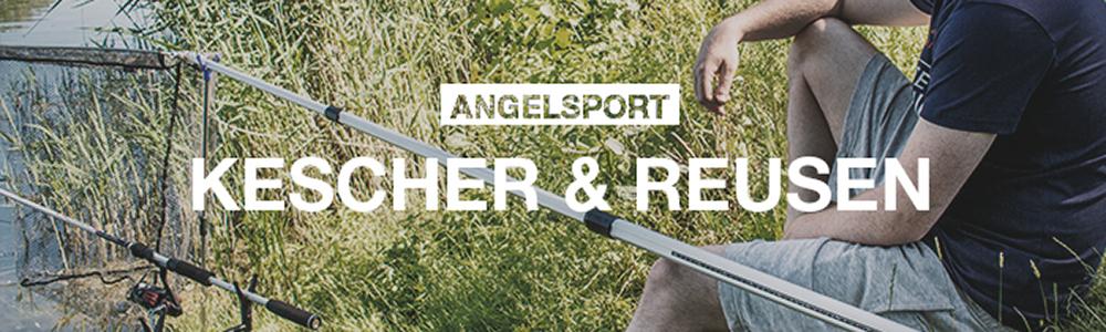 Angelsport - Kescher & Reusen