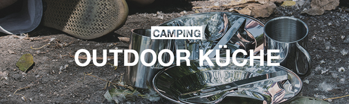 Camping - Küche